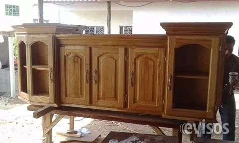 Fabrico muebles demadera de color cedro caoba laurel en - Muebles de cedro ...