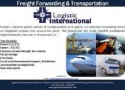 Transporte de carga y logistica general