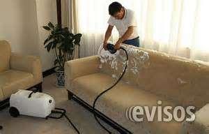 • lavado de muebles, alfombras, colchones y autos