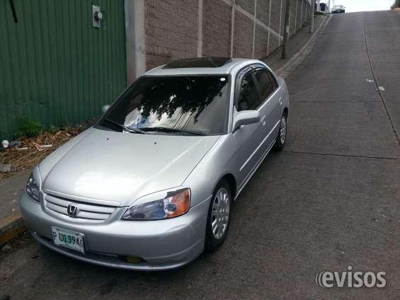 Honda civic 03 version ex automatico