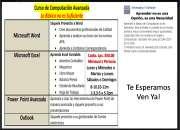 Curso de Computacion Avanzada Tegucigalpa