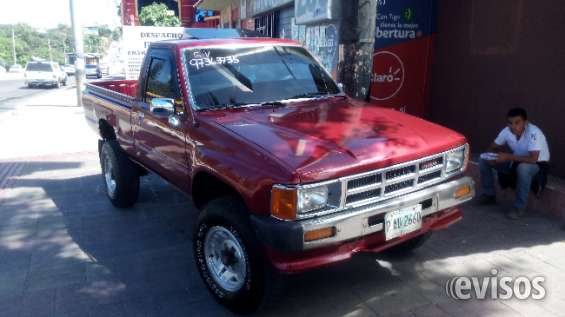 toyota 22r 4x4 doble eje en distrito central autos 17094 1980 Toyota 4x4