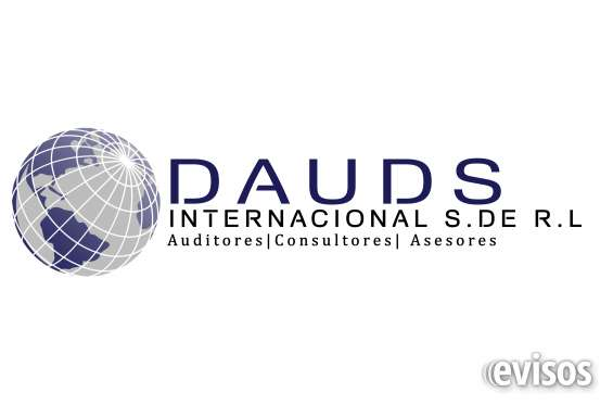 Firma de auditoria, asesoria, consultoria y contabilidad