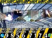 FABRICACION DE PORTONES Y ESTRUCTURAS METALICAS EN PUERTO CORTES