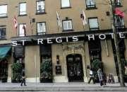 Viajar y trabajar en el extranjero con el Hotel St. Regis Necesidad Urgente de Trabajadore