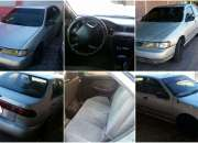 Vendo nissan sentra 98 (negociable)