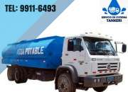 Servicio Agua potable a domicilio