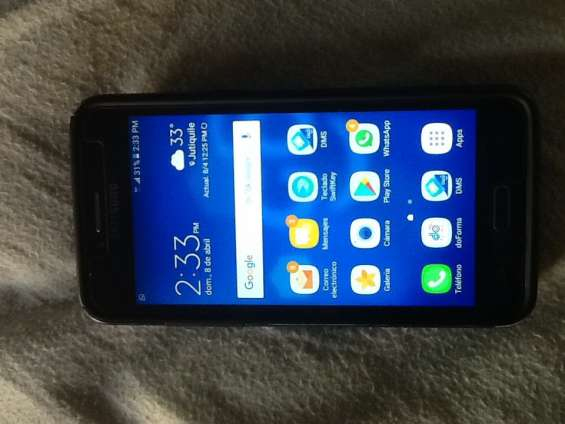 "Samsung galaxy j2 prime características principales  pantalla 5"", 540 x 960 pixels procesador mediatek mt6737t 1.4ghz 1.5gb ram 8gb, microsd cámara: 8 mp batería: 2600 mah os: android 6.0 perfil: 8.9 mm peso: 160 g"