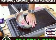 Reparación tv Smart, plasma, led, laptop,. equipo cocina comidas rapidas