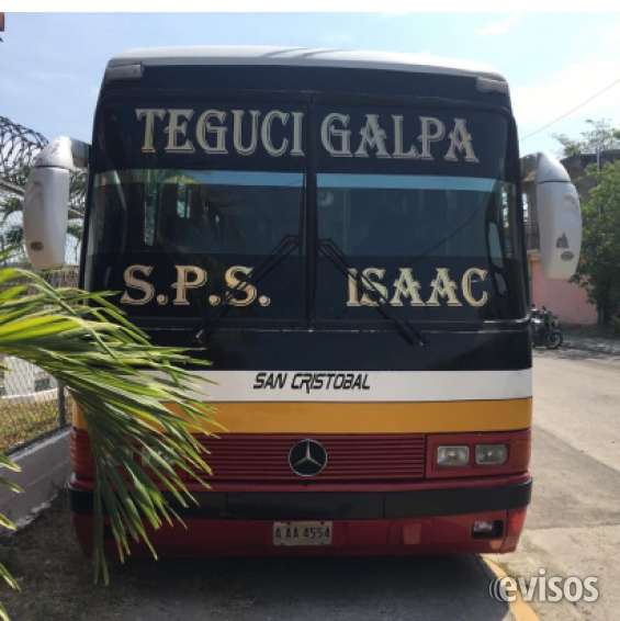 Venta de bus mercedes benz