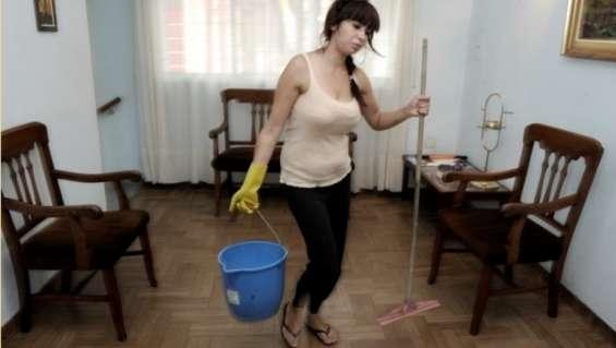 Trabajo de domestica en norteamérica