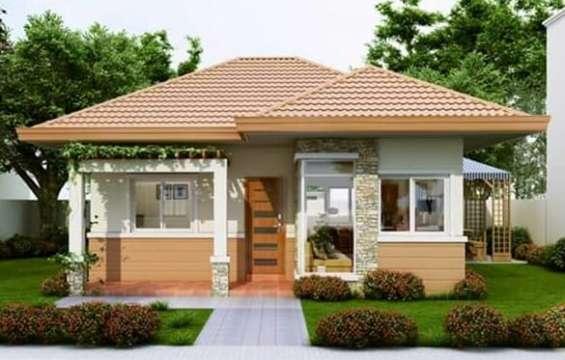 Se vende casa pequeña campisa