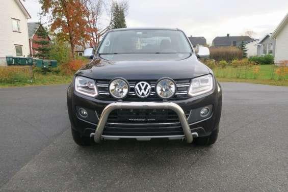 Volkswagen amarok año: 2014