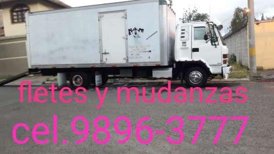 Servicio de fletes y mudanzas en tegucigalpa y todo honduras 9896-37-77