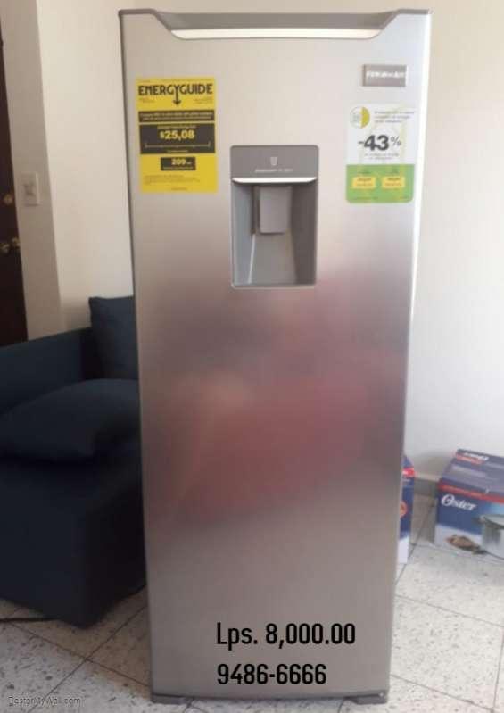Refrigeradora frigidaire en venta en tegucigalpa