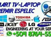 Reparación de electrodomésticos smart tv laptop equipo de cocina industrial