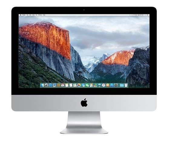 Venta de computadora imac(apple)