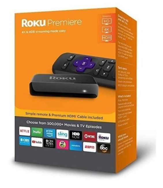 Vendo convertidor de tv a smart tv roku premier32691421
