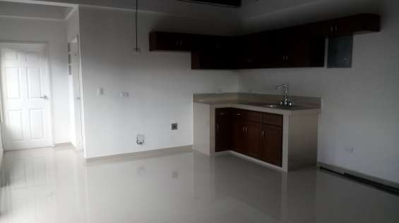 Apartamento de una habitacion en altos de trapiche