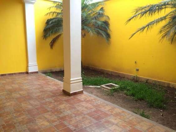 Fotos de Casa en renta san ignacio 1