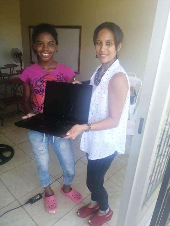 Diplomados de inglés y computación más una laptops