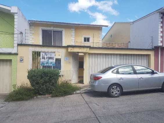 Casa en venta res. roble oeste