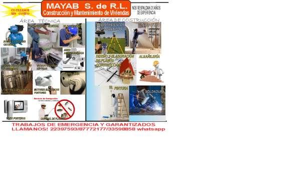 Servicios mayab s. de r.l.