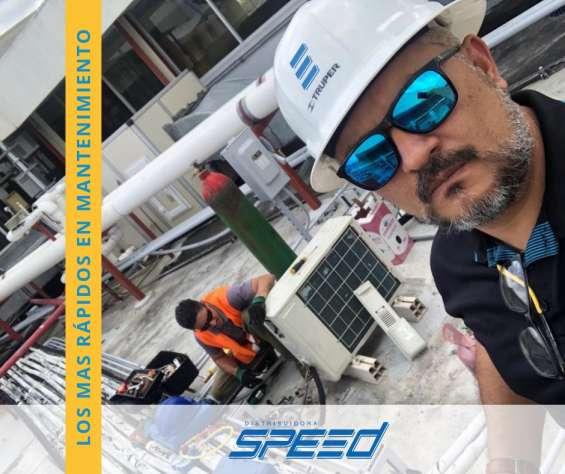 Técnico en aire acondicionado. somos speed, los más rápidos en mantenimientos de aire acondicionado