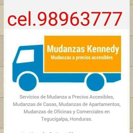 Mudanzas económicas 9896-37-77 tegucigalpa