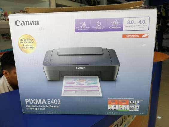 Impresoras con flujo de tinta continua nuevas tegucigalpa
